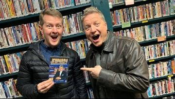 Game show superstar Ken Jennings shares some of his favorite North Seattle places - Welcome To My Neighborhood - KING 5 Evening