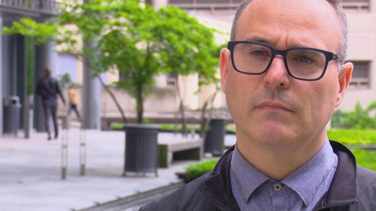 Seattle Police spokesperson Sean Whitcomb.