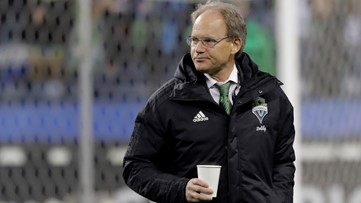 Sounders lose to CD Olimpia on penalty kicks