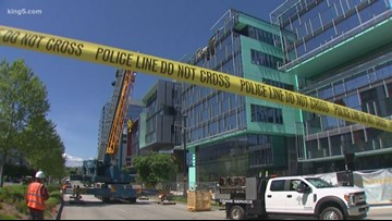 Crane collapse happened during 'very standard procedure' in booming South Lake Union