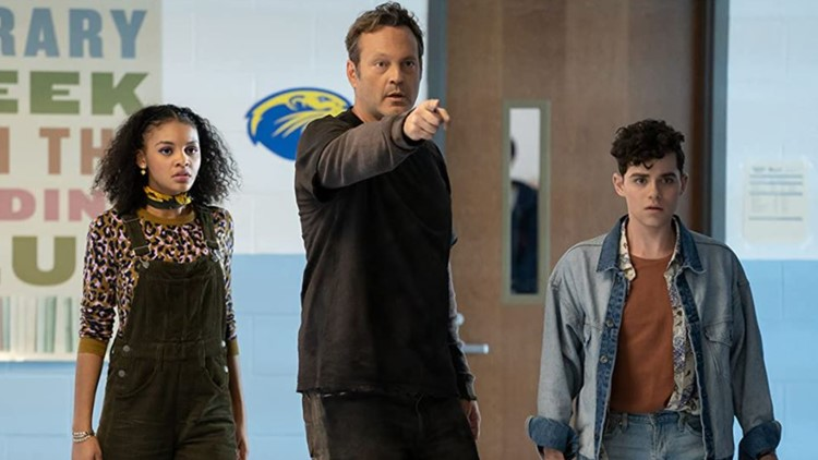 Vince Vaughn talks about his new role in 'Freaky'