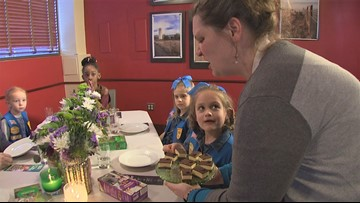 Seattle chefs create entire meal using Girl Scout Cookies