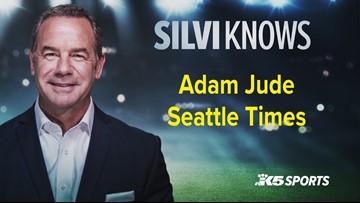 PODCAST l Silvi Knows:  Seattle Times' Adam Jude