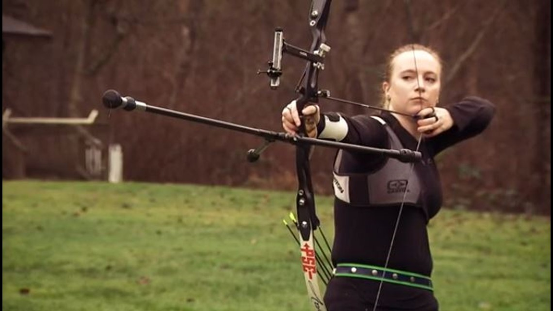 Olympic Dreams: Everett's Eliana Claps shoots for Tokyo