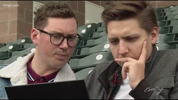 Tacoma baseball team hits home run with video series celebrating its hometown - KING 5 Evening