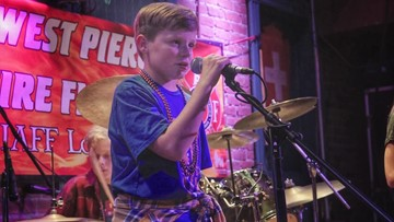 University Place kid battles cancer with his band - 12 Under 12