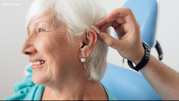 Modern hearing aids have vastly improved since your  grandparents' day