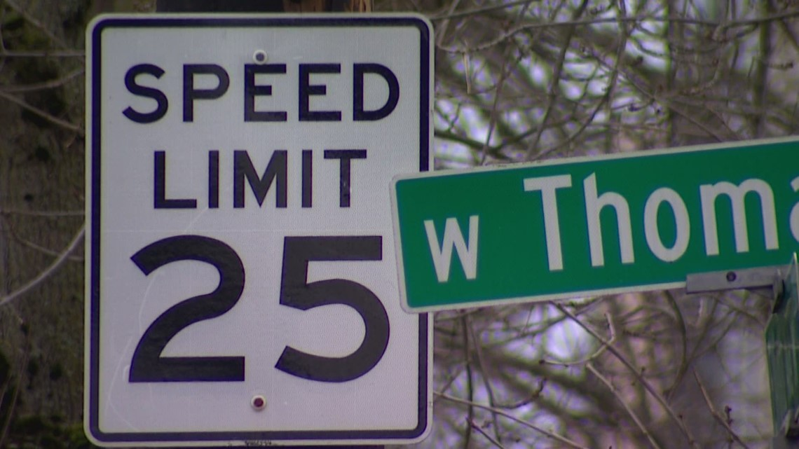 Seattle lowers speed limits on 415 miles of city streets