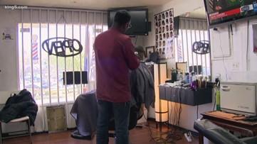 'Hard to pay rent:' Seattle barbershops impacted by coronavirus outbreak