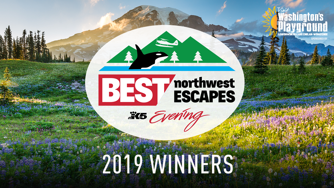 2019's BEST Northwest Escapes - The Full Winners List