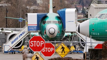 Boeing posts first annual loss since 1997 as 737 MAX costs rise