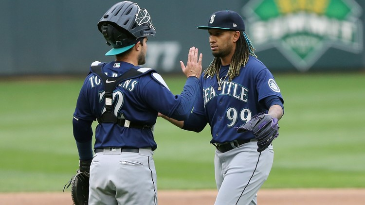 Haniger, Mariners win 4-3 as Twins' trouble in 10th persists
