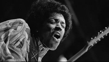 Renton post office to be named after Jimi Hendrix