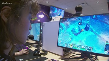 UW opens state-of-the-art Esports Arena | GeekWire