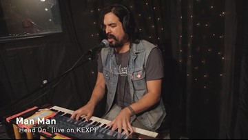 Man Man, Mike Doughty, and Metric - KEXP