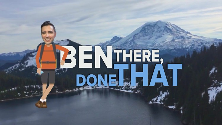 Summit Lake: Ben There, Done That