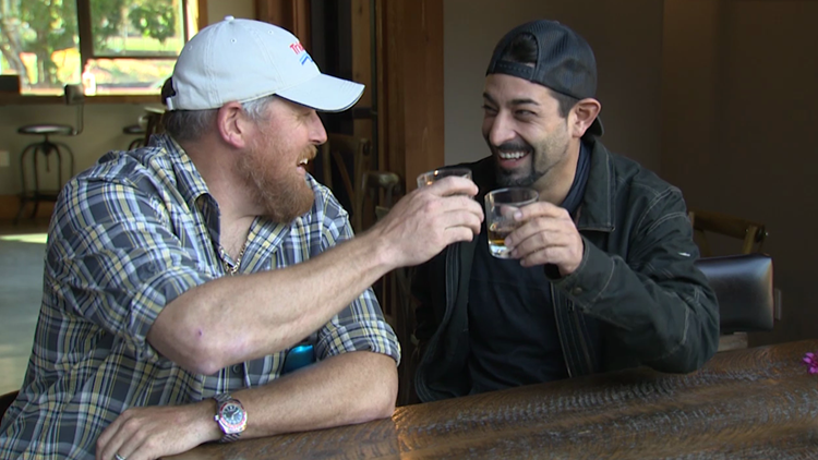 'Deadliest Catch' captains age Seattle-made whiskey on Bering Sea