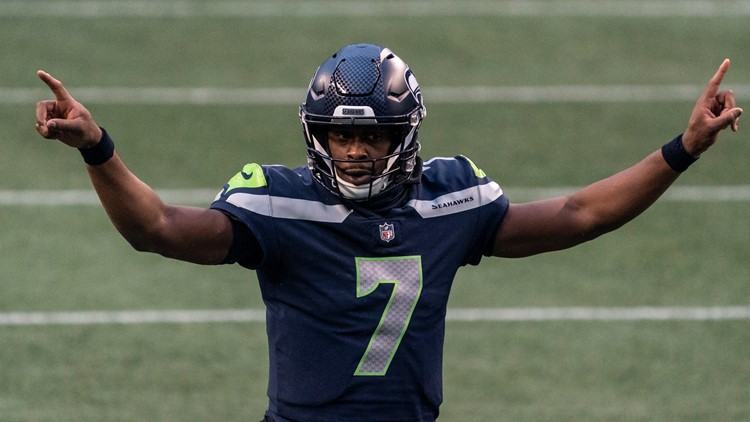 Seahawks re-sign QB Geno Smith as backup to Russell Wilson