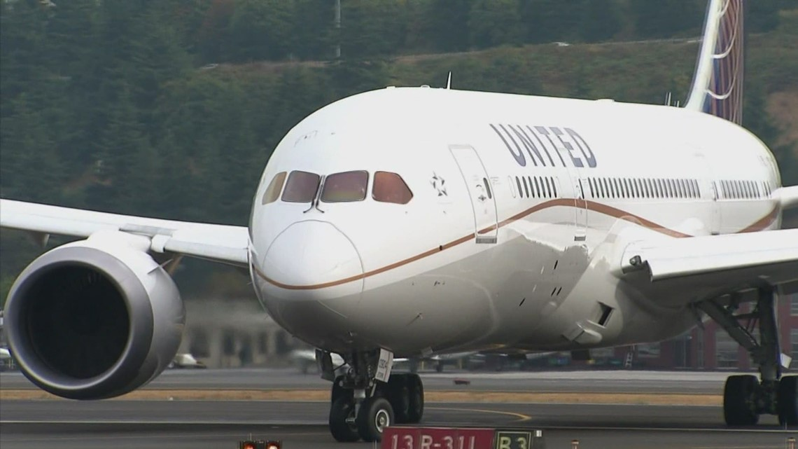 United Airlines orders 200 Boeing jets