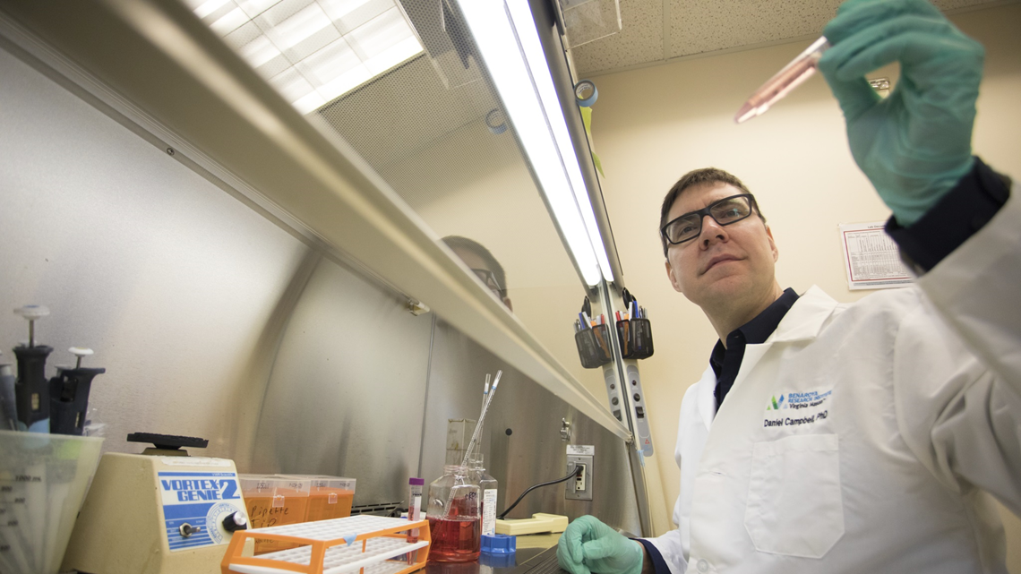 You could be instrumental in finding a cure for autoimmune diseases