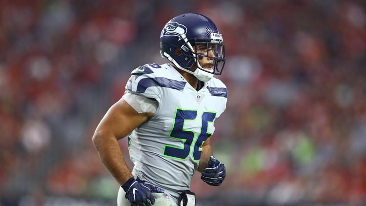 Seahawks lose LB Mychal Kendricks for season to knee injury