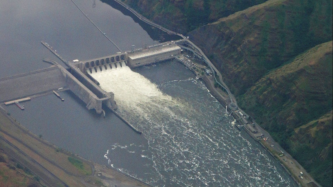 Inslee OKs funding to study removal of Snake River dams