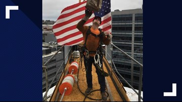 Marine veteran, ironworker Andrew Yoder remembered for 'heart of gold'