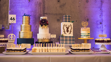 Wedding trends, options, and inspiration from the One Love Wedding Showcase