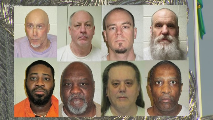 here s who remains on washington s death row