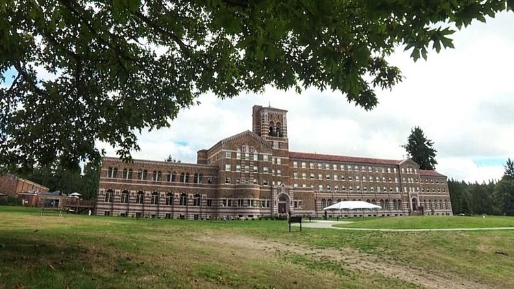 Old Kenmore seminary transforms into luxury hotel