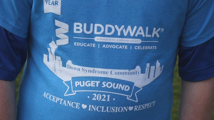 Buddy Walk in Bellevue will raise awareness of Down syndrome, promote inclusion