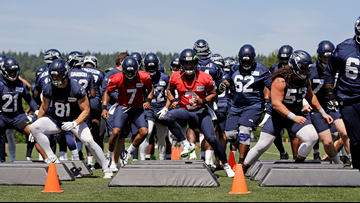 Seahawks wrap up minicamp and look ahead to the upcoming season