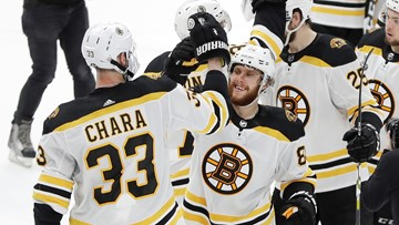 Bruins force Stanley Cup Game 7 with 5-1 win over Blues