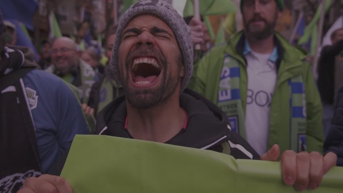 Watch Seattle's epic celebration for the Sounders MLS Cup victory