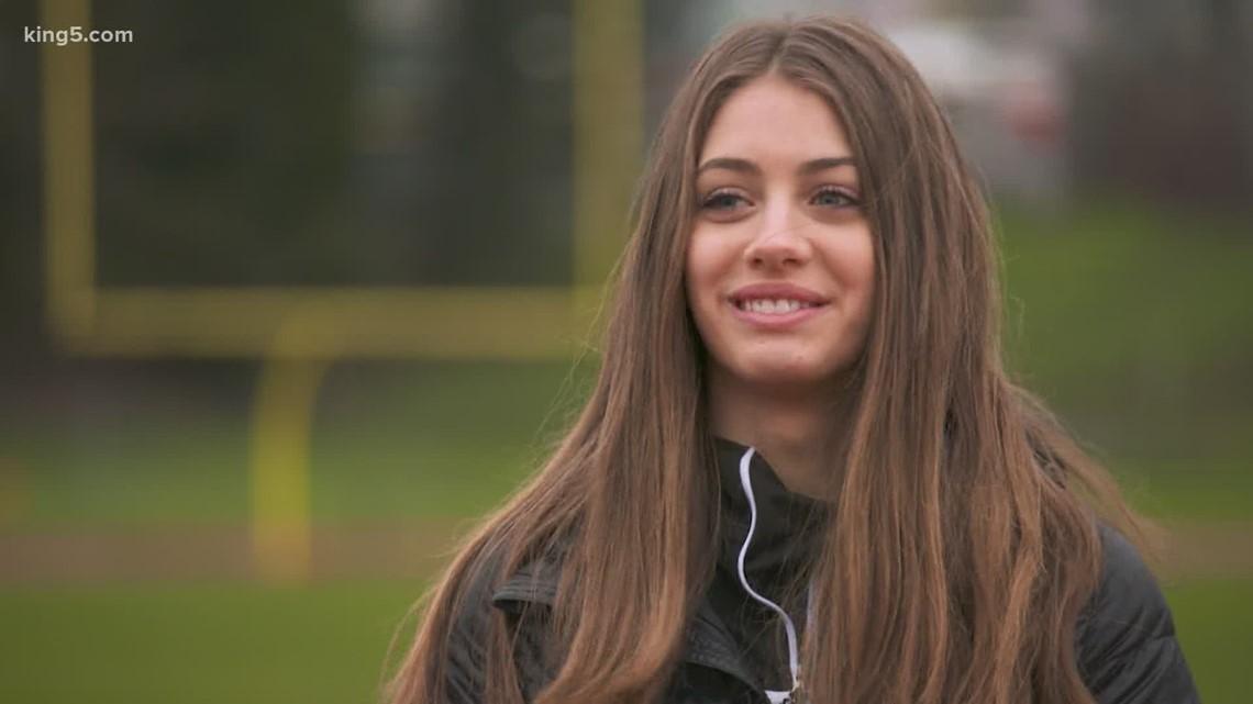 Olympic Zone: West Seattle's Chloe Cunliffe eyes Tokyo 2020