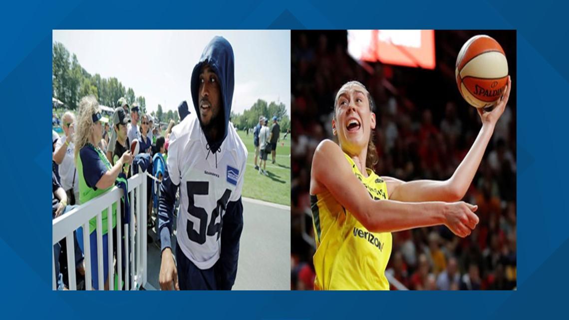 Seattle athletes Bobby Wagner, Breanna Stewart make Forbes '30 Under 30' list