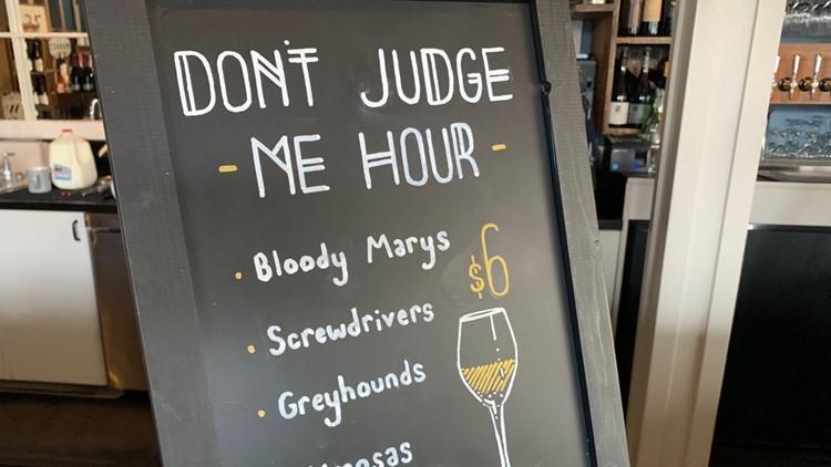 Don't Judge Me Hour