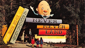 Father and son bring together community to revive Tacoma's Never Never Land