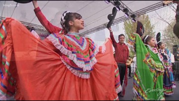 Mariachi means success for these Wenatchee students - KING 5 Evening