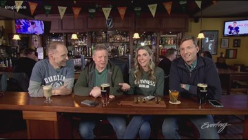 Fri 3/15, Everett's The Irishmen pub, Full Episode KING 5 Evening