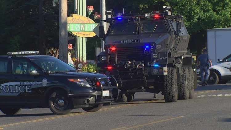 Washington police departments likely to keep military vehicles