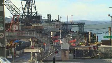 2 weeks of ferry schedule changes at Colman Dock underway