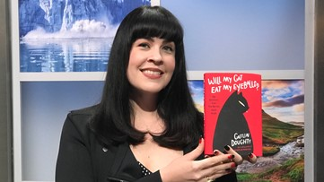 The new book, Will My Cat Eat My Eyeballs?, answers kids' questions about death