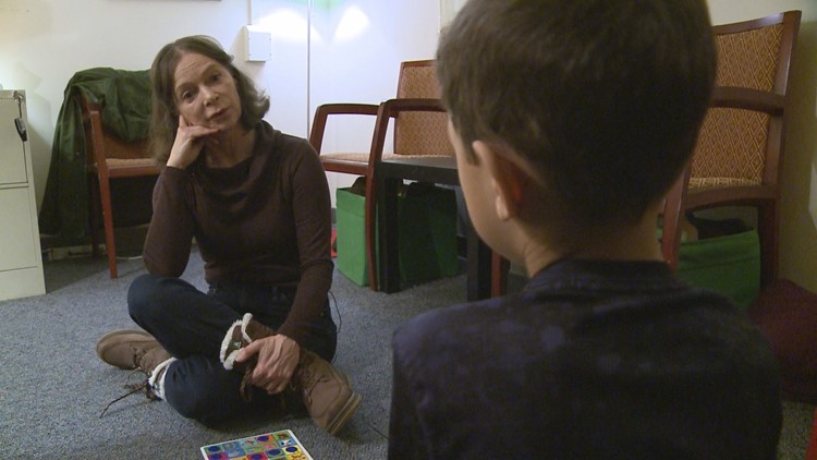 Seattle's Odessa Brown Children's Clinic provides mental health care in schools