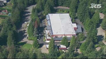 ATF investigating fire at Jehovah's Witness Kingdom Hall in Puyallup