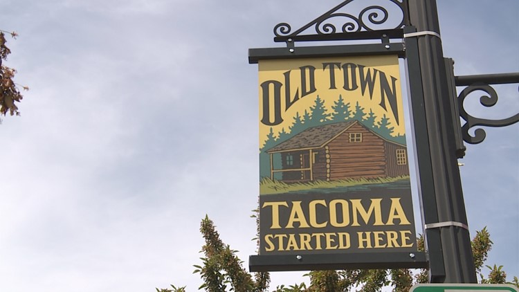 Tacoma's Old Town