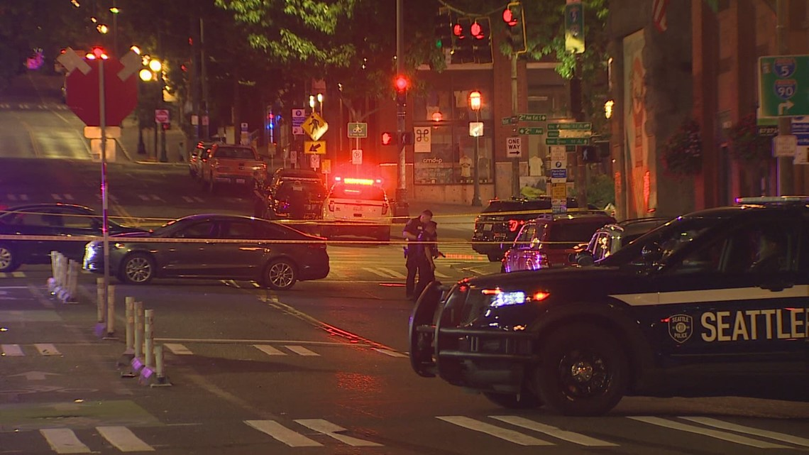 Multiple shootings in Seattle Sunday morning