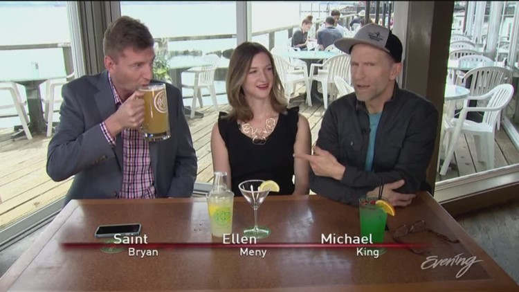 Wed 5/22, Katie Downs Waterfront Tavern in Tacoma, Full Episode KING 5 Evening