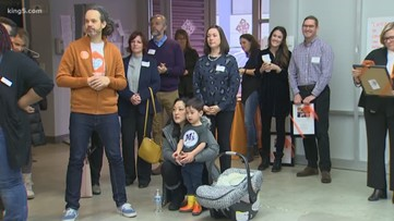 Big businesses raise over $3 million in campaign for Seattle shelter