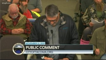 Tacoma City Council approves gun and ammunition tax